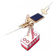 Aerial Cable Car Solar Kit
