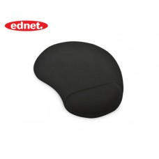 EDNET MOUSE PAD GEL ΜΑΥΡΟ