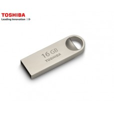 TOSHIBA FLASH DRIVE USB 2.0 16GB OWARI METAL