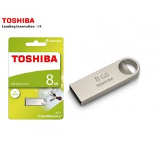 TOSHIBA FLASH DRIVE USB 2.0 8GB OWARI METAL